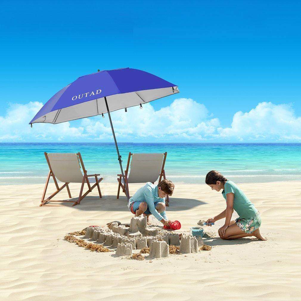 人気ビーチパラソルのおすすめ7選。夏場レジャーの紫外線対策に