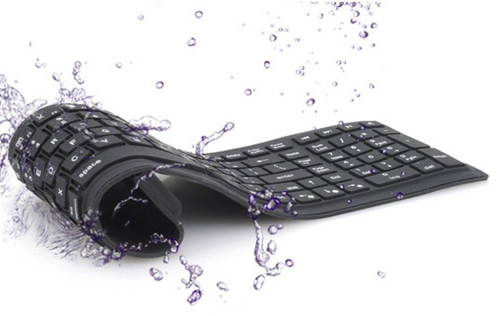 シリコンキーボードのイメージ