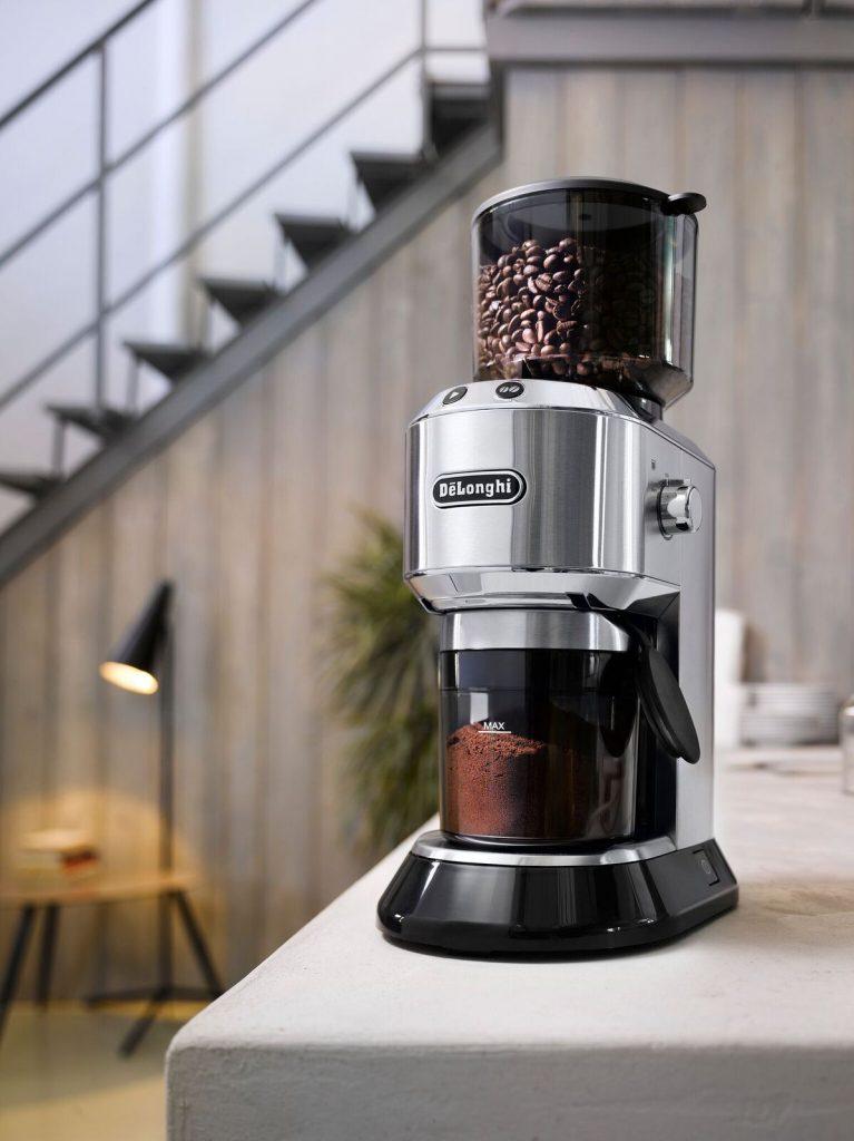 デロンギ史上最高級。フレンチプレスも自宅で味わえる「コーヒーグラインダー」