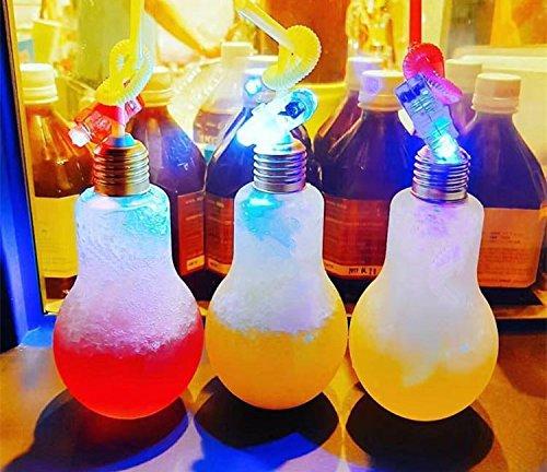 パーティで盛り上がるなら今流行りの「電球ボトル」がおすすめ!