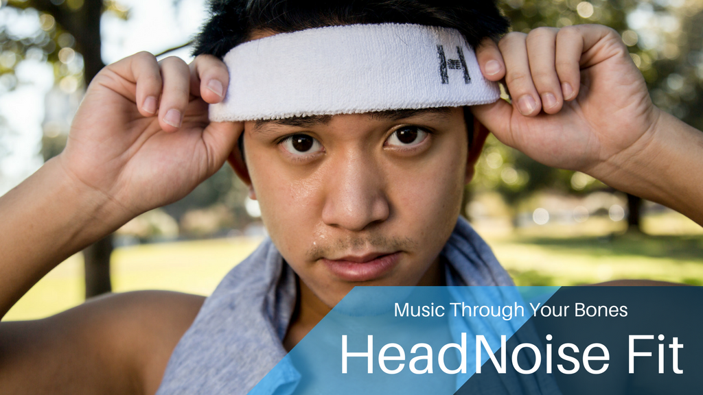 答えはヘッドバンドにあり!心拍や歩数を測れるイヤホン内蔵フィットネスヘッドバンド