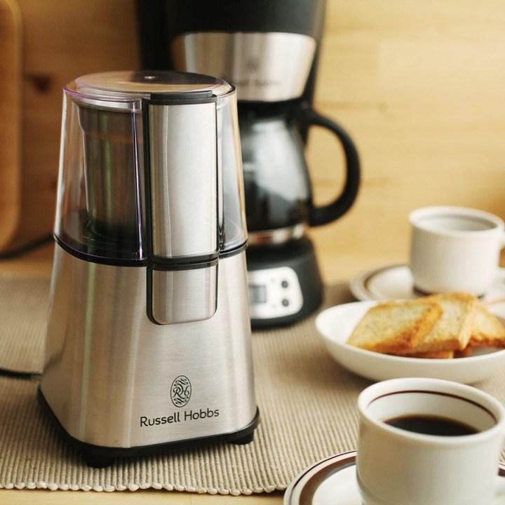 電動コーヒーミルのおすすめ6選。挽きたてコーヒーを気軽に味わおう
