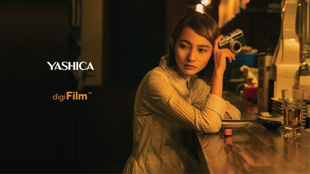 ヤシカの名機がNEWモデルで復活。フィルムカメラの楽しさ満載のレトロデジカメ登場
