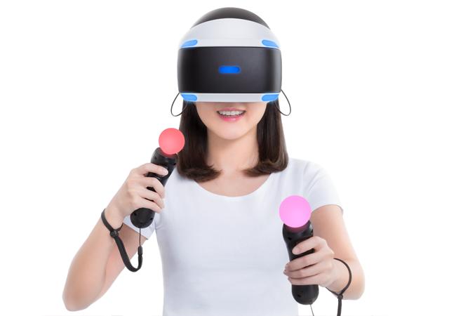 PS VRのはじめかた。PS4 ProでVRゲームの画質が変わる