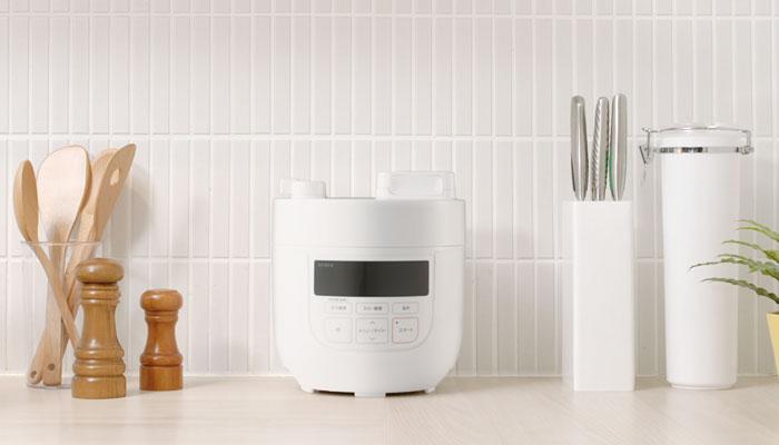 電気圧力鍋のイメージ