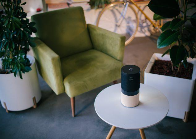 植物の電気信号を音に変換するスピーカー「Green Note」