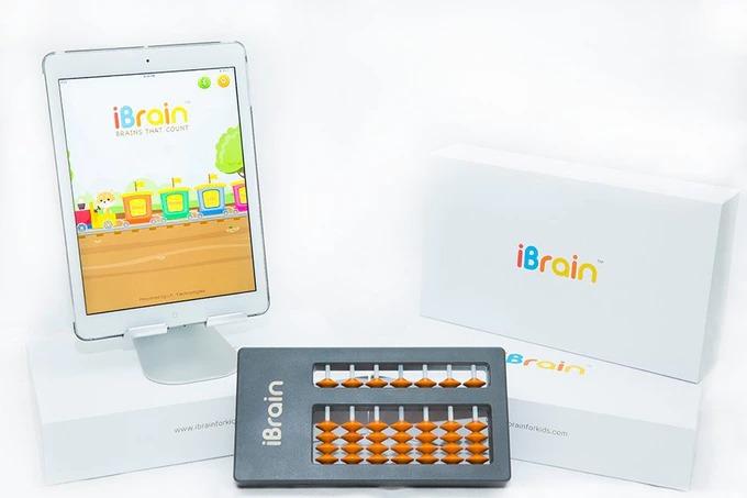 スマートそろばん「iBrain」で子どもの能力を発掘する!