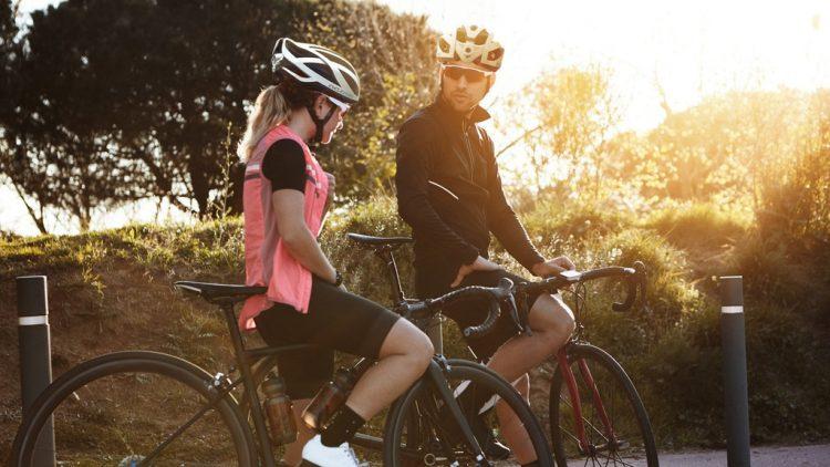 デュアルカメラ内蔵の新型サイクルヘルメット「Cyclevision EDGE」