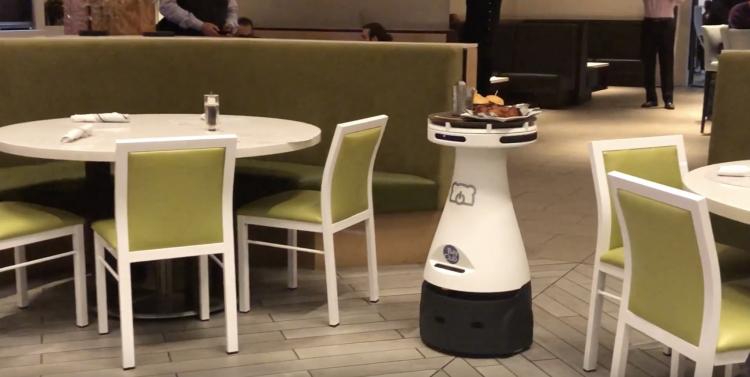 障害物を避ける!新型ウェイターロボット「Penny」がついに実用化へ