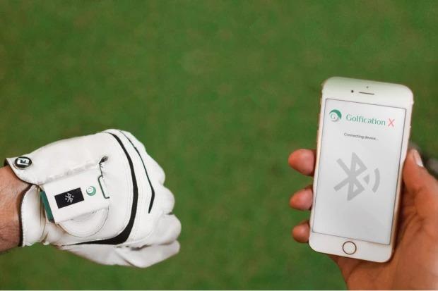 人工知能がコーチング!スイングを完全データ化するゴルフ練習デバイス