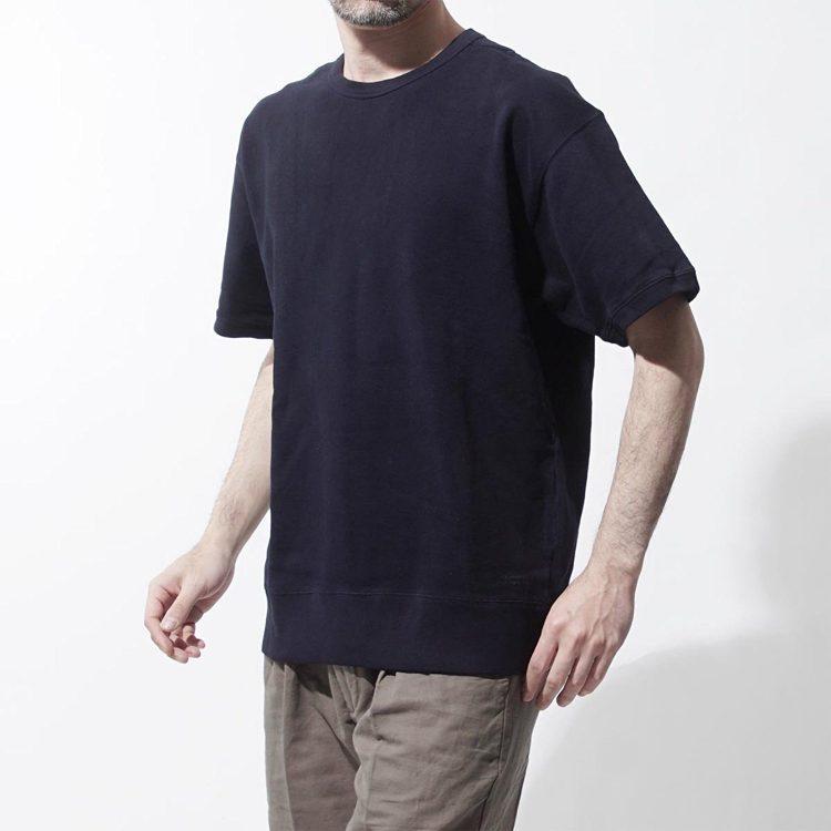 メンズ半袖スウェットのおすすめ20選。カジュアルコーデに使える1着
