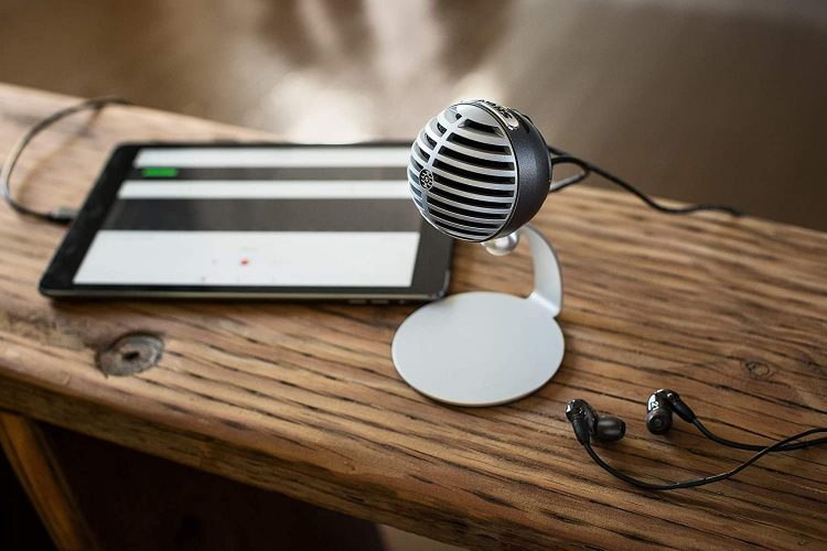 iPhone/iPadにおすすめの外部マイク10選。録音を高音質に