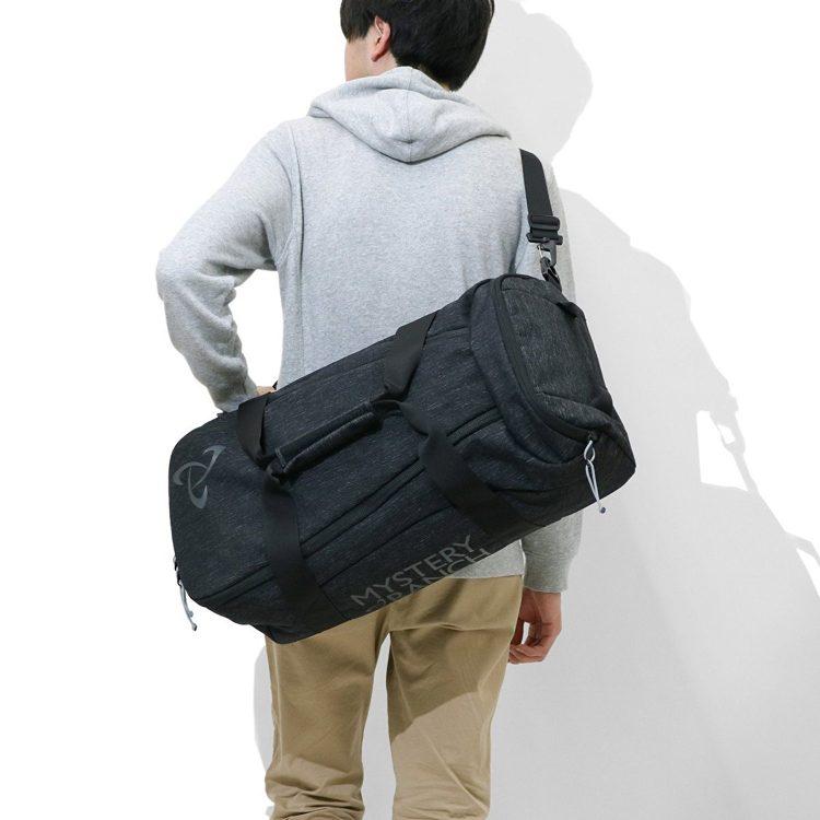 ダッフルバッグのイメージ