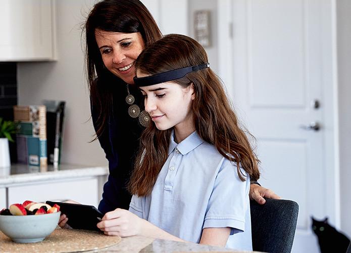 次世代の脳トレ!脳を活性化するヘッドバンド「Brain Advantage Mobile」