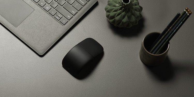 薄型マウスのイメージ