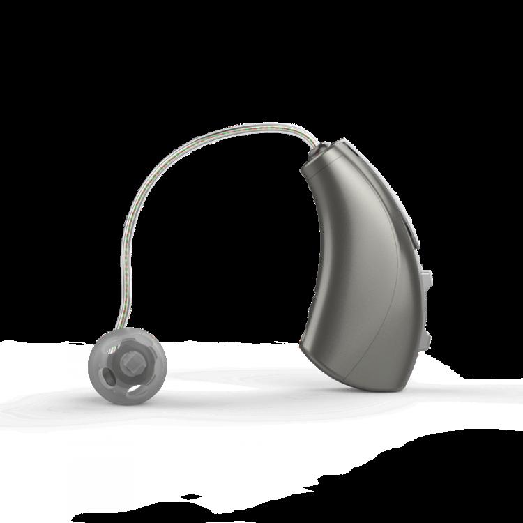 心身の活動を支援。センサーとAIを搭載した多機能補聴器「Livio AI」