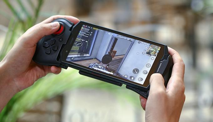 物理コントローラー付き!FPSに最適なゲーミングスマホ「DOOGEE S70」