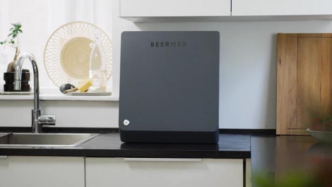 自宅でビールクラフト!製造工程を自動管理する醸造マシン「BEERMKR」