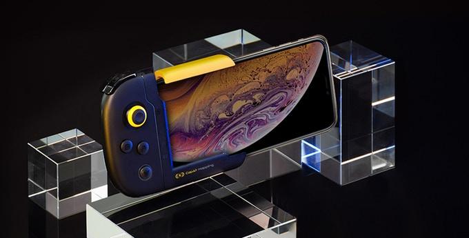 iPhoneがゲーム機に!ゲーマーによるゲーマーのためのデバイス「Flydigi Wasp」