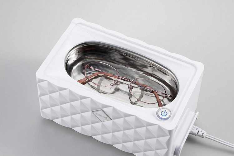 超音波洗浄機のおすすめ13選。メガネに最適な製品をご紹介