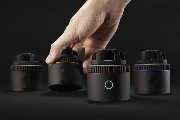 スマホが360°回転!クリエイティブな動画が撮れる撮影機材「Pivo」