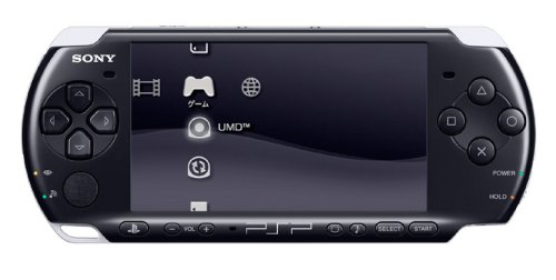 PlayStation Portable(PSP)のイメージ