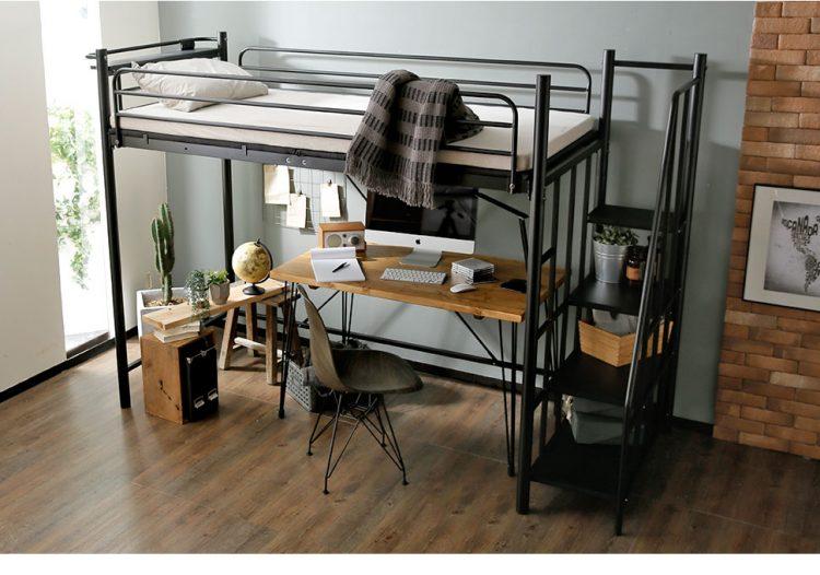 ロフトベッドのイメージ
