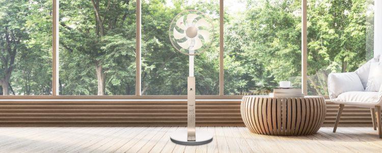 高原に吹く風を再現!パナソニックの新扇風機「F-CS339」で快適な夏を