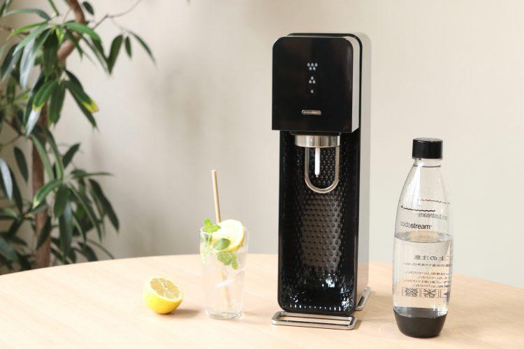 【レビュー】コーラも作れる!炭酸の強度を自分好みに調節できる炭酸水メーカー「ソーダストリーム  ソース v3」