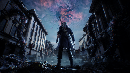 Devil May Cry 5 - カプコン