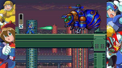 ロックマンX アニバーサリー コレクション 1+2 - カプコン