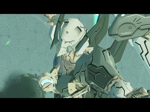 ANUBIS ZONE OF THE ENDERS : M∀RS - コナミデジタルエンタテインメント