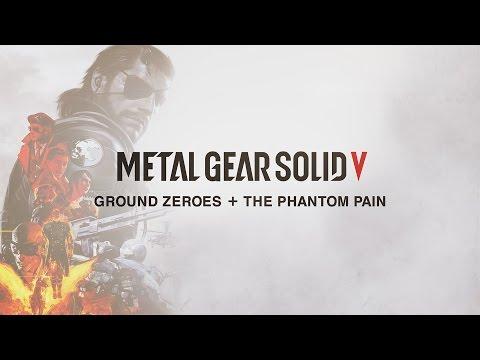 METAL GEAR SOLID V: GROUND ZEROES + THE PHANTOM PAIN - コナミデジタルエンタテインメント