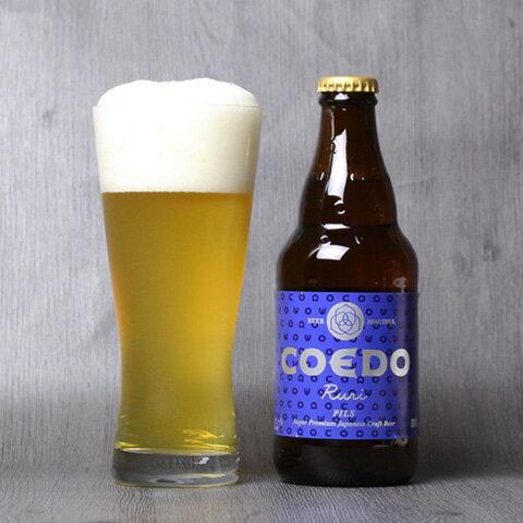 コエドビールの種類。川越のブルワリーが手がける銘柄をご紹介