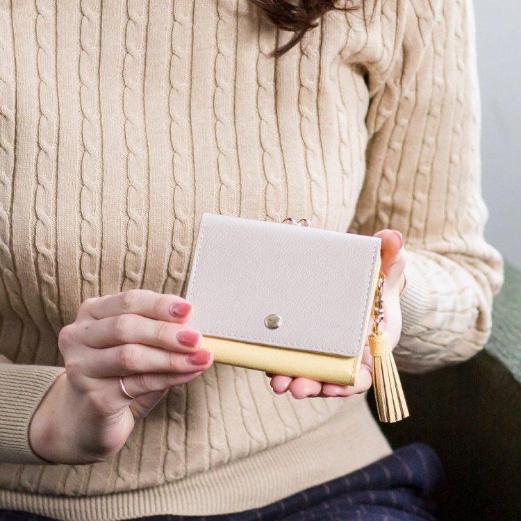 レディースがま口財布のおすすめ20選。人気ブランドのおしゃれなアイテムをご紹介