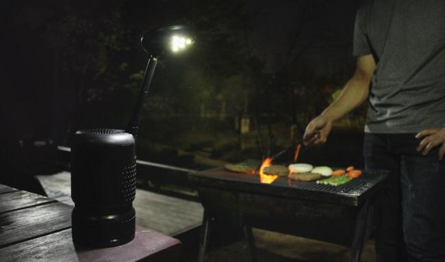 エコな灯りを利用しよう!食用油を燃料として使うLEDランプ「Lumir K」