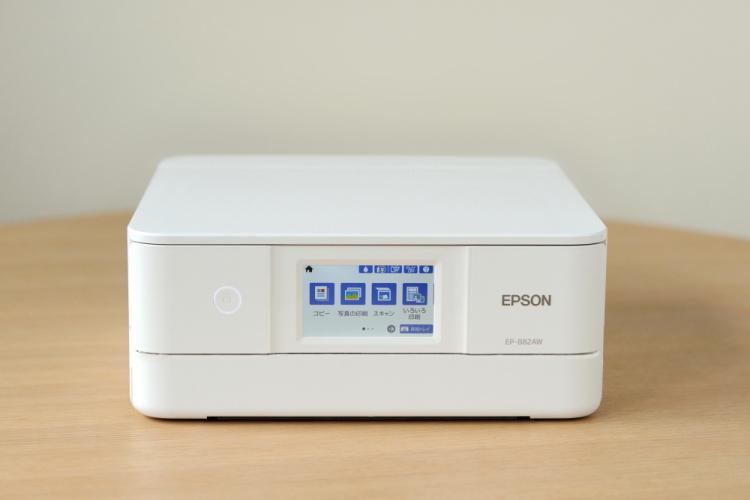 エプソン(Epson) カラリオ EP-882AW