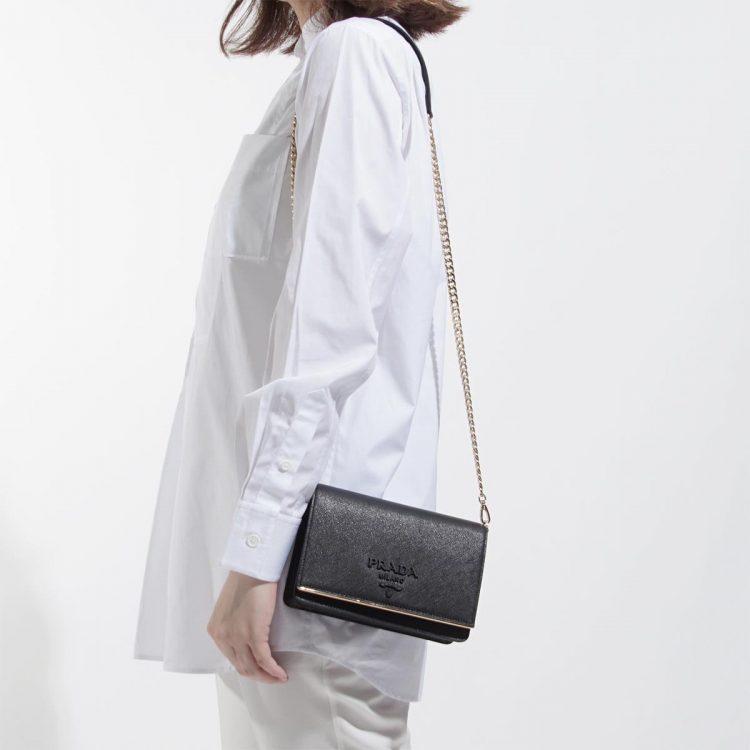 プラダのバッグおすすめ18選。高級感のあるシンプルなデザインが魅力