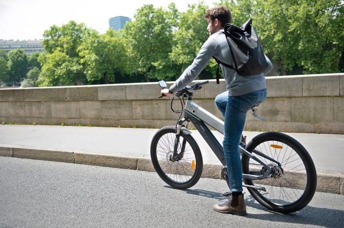 電動自転車のイメージ