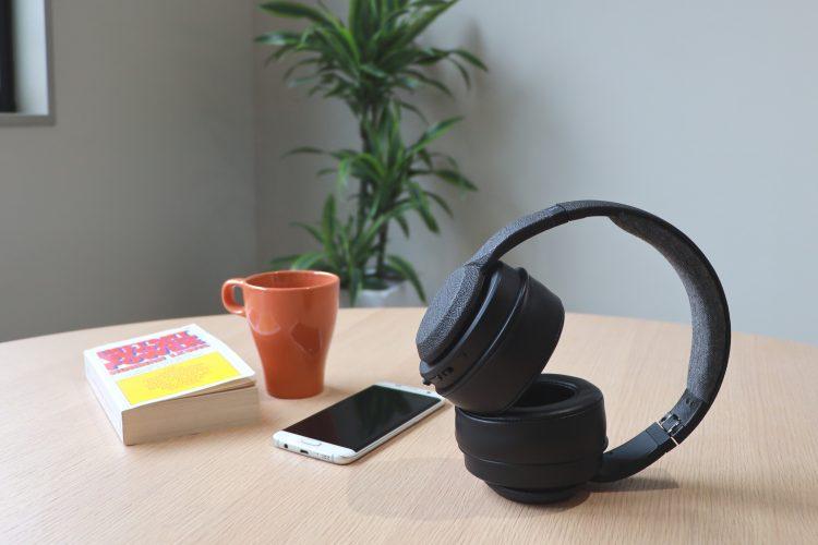 【レビュー】聴覚テストで自分好みの音に調節できるヘッドホン「My Audio Session」