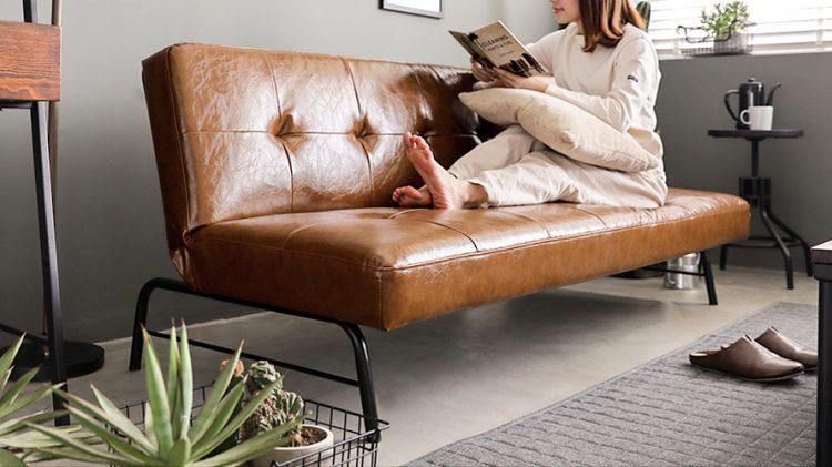 ソファベッドのイメージ