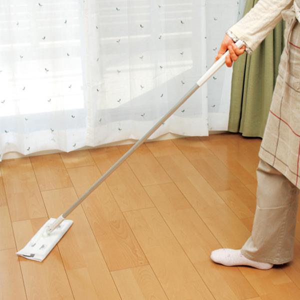フローリングモップおすすめ15選。使い勝手のよいお掃除グッズ