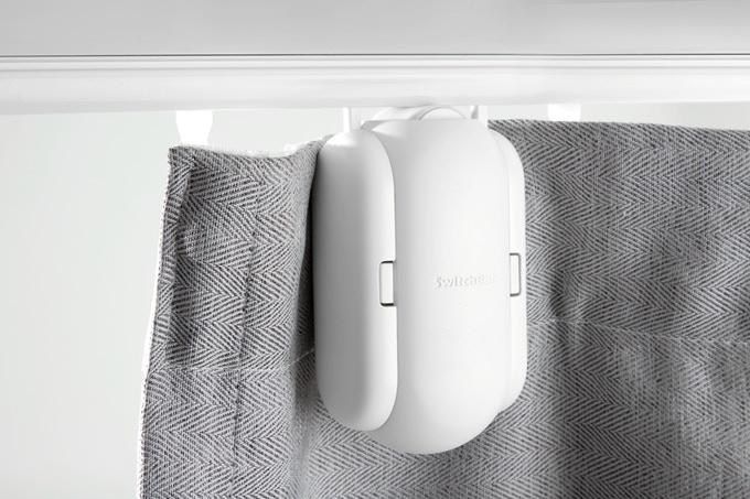カーテンもスマート化!カーテンを自動で開閉してくれる「SwitchBot Curtain」