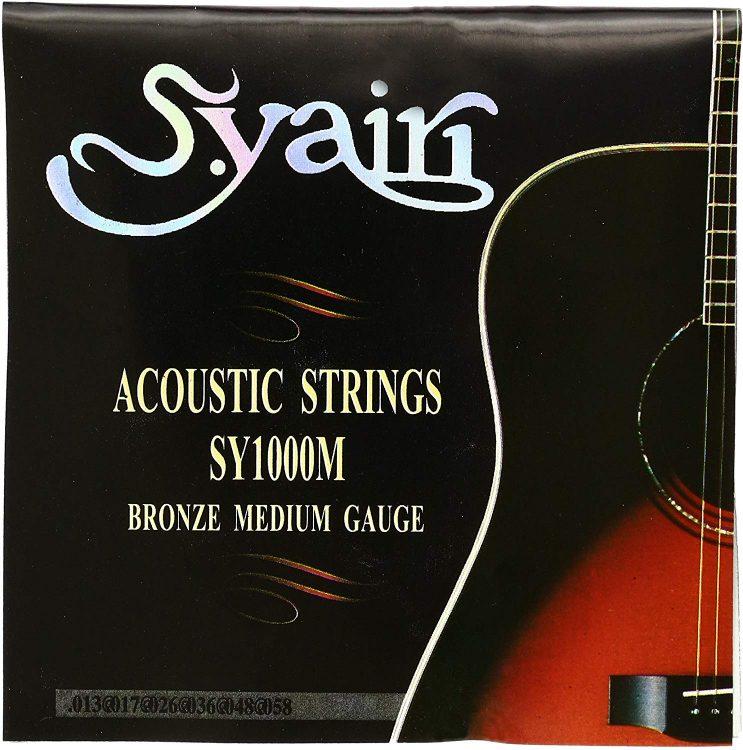 アコースティックギター弦のおすすめ10選。サウンドを徹底解説