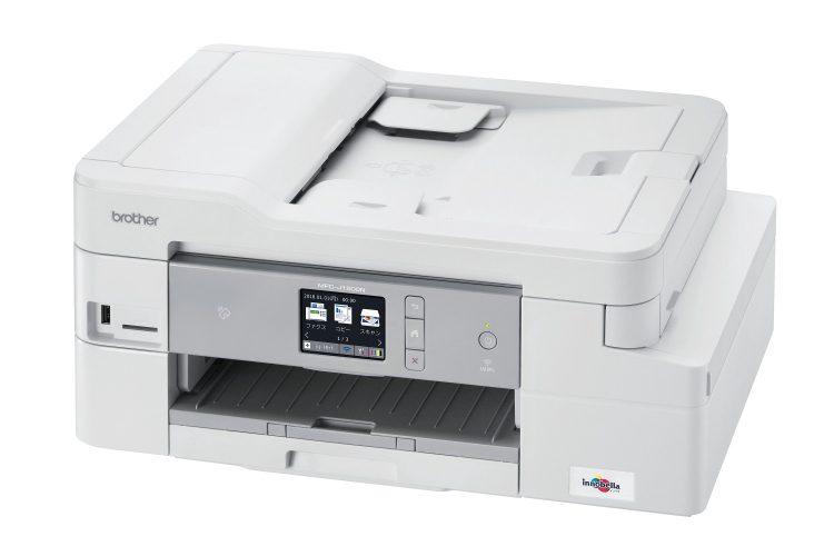 ブラザー(Brother) インクジェットプリンター MFC-J1500N