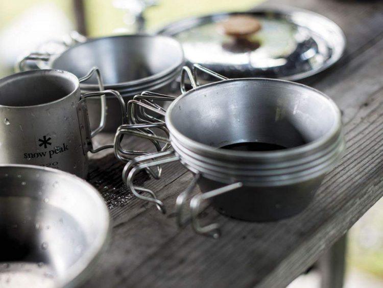 シェラカップのイメージ