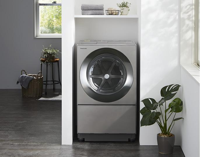ドラム式洗濯機のイメージ