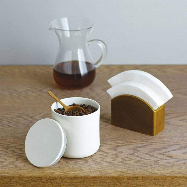 コーヒーキャニスターのイメージ