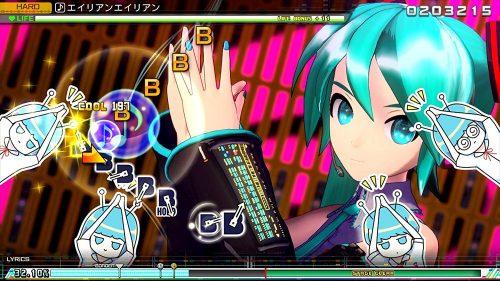 初音ミク Project DIVA MEGA39's – セガゲームス