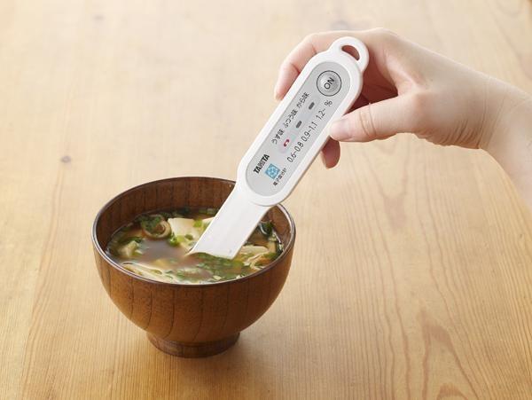 塩分計のおすすめ12選。高血圧の方や健康管理に人気の製品をご紹介